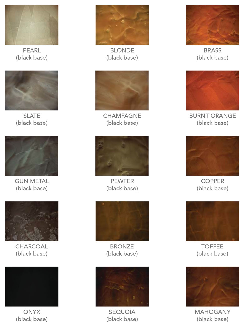 Color charts stamped artistry metalic color chart nvjuhfo Images